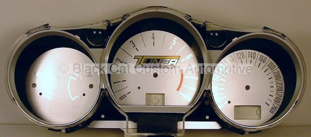 Black Cat Custom Automotive Custom Gauge Faces And Led